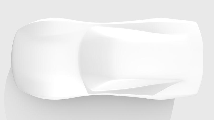 Araba Tabanı FR Düzeni Varyant 2 royalty-free 3d model - Preview no. 13