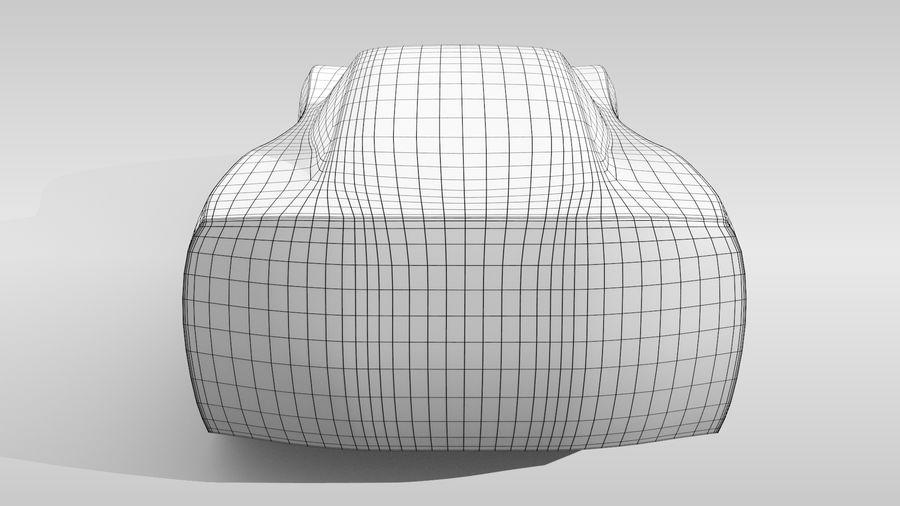Araba Tabanı FR Düzeni Varyant 2 royalty-free 3d model - Preview no. 17