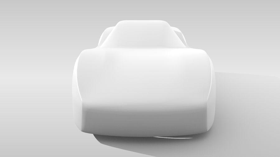 Araba Tabanı FR Düzeni Varyant 2 royalty-free 3d model - Preview no. 16