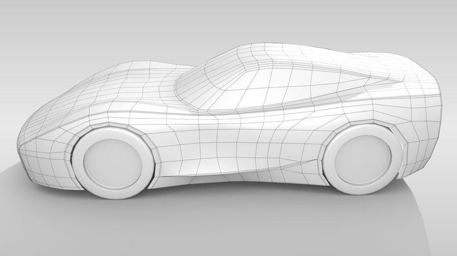Araba Tabanı FR Düzeni Varyant 2 royalty-free 3d model - Preview no. 10