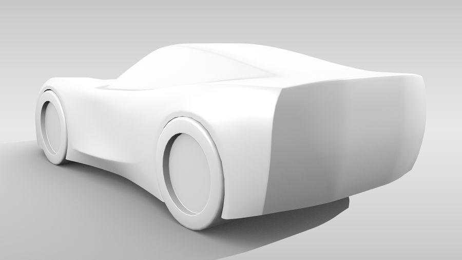 Araba Tabanı FR Düzeni Varyant 2 royalty-free 3d model - Preview no. 5