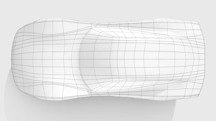 Araba Tabanı FR Düzeni Varyant 2 royalty-free 3d model - Preview no. 12