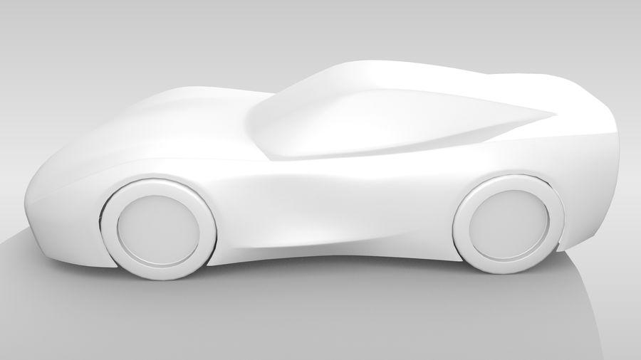 Araba Tabanı FR Düzeni Varyant 2 royalty-free 3d model - Preview no. 8
