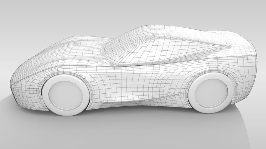 Araba Tabanı FR Düzeni Varyant 2 royalty-free 3d model - Preview no. 9