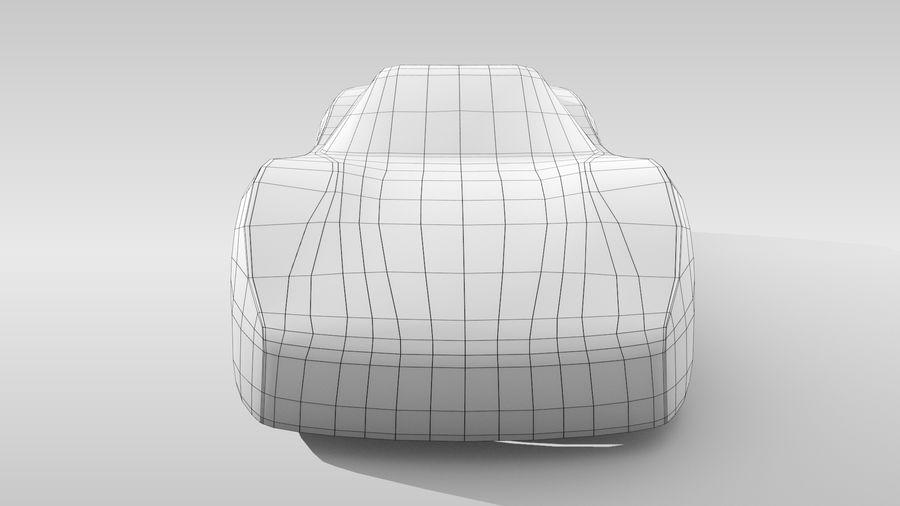 Araba Tabanı FR Düzeni Varyant 2 royalty-free 3d model - Preview no. 15