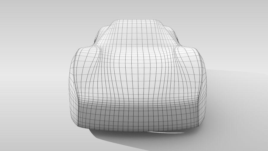 Araba Tabanı FR Düzeni Varyant 2 royalty-free 3d model - Preview no. 14
