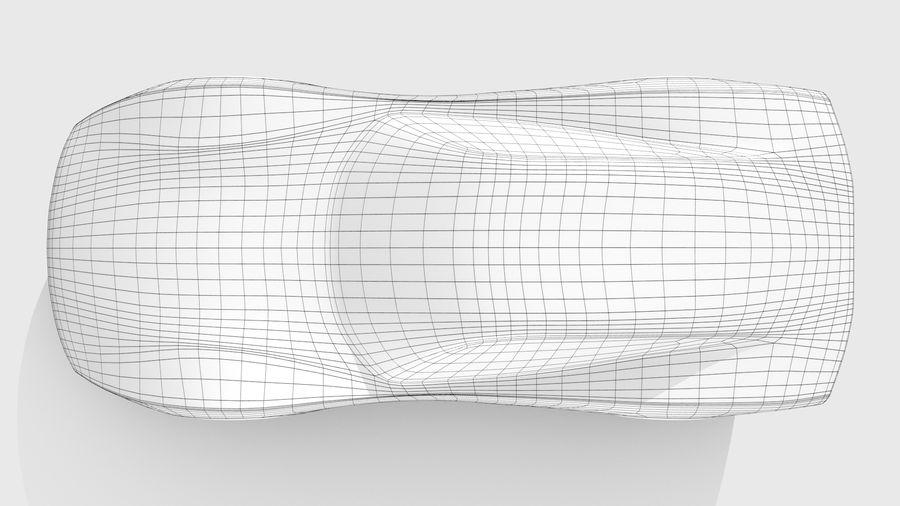 Araba Tabanı FR Düzeni Varyant 2 royalty-free 3d model - Preview no. 11