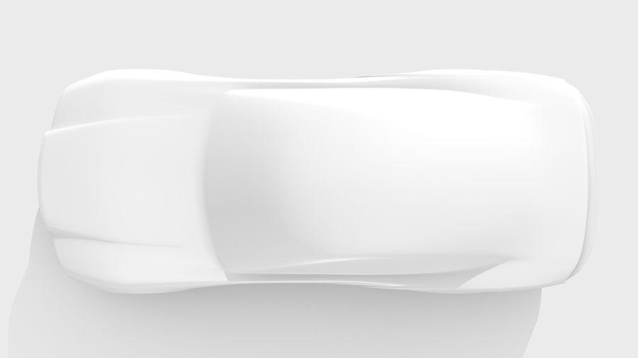 Car Base FR Layout Variant 4 royalty-free 3d model - Preview no. 13