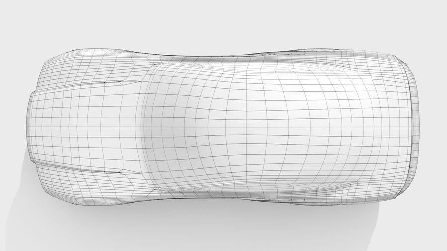 Car Base FR Layout Variant 4 royalty-free 3d model - Preview no. 11
