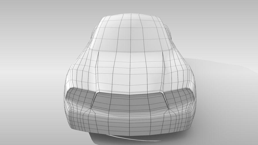 Car Base FR Layout Variant 4 royalty-free 3d model - Preview no. 15