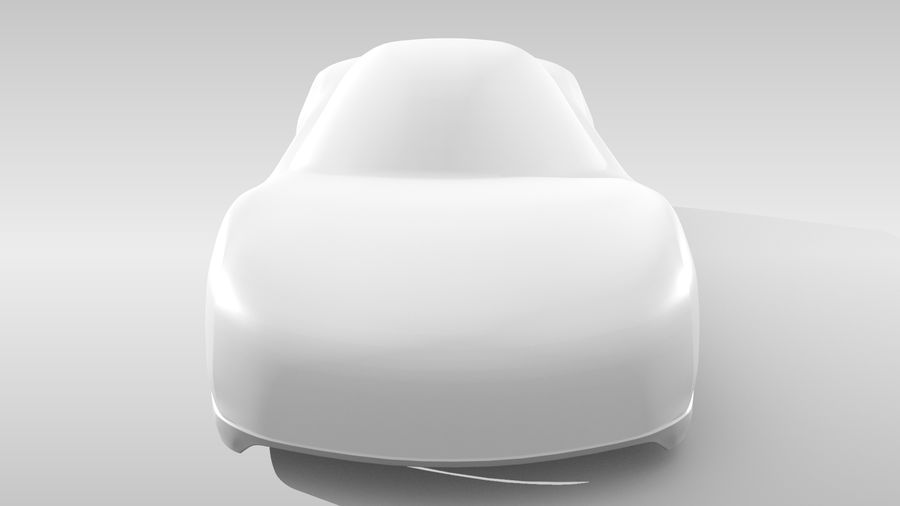 Car Base MR Layout Variant 3 royalty-free 3d model - Preview no. 16