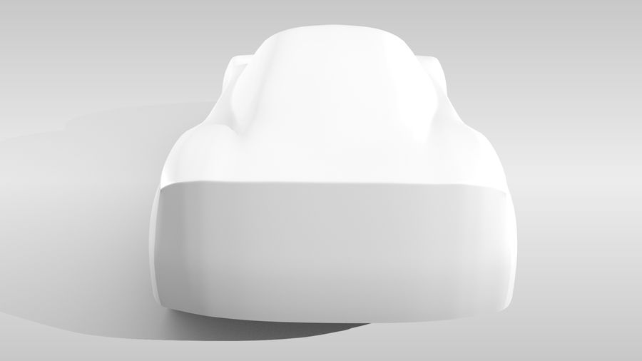 Car Base MR Layout Variant 3 royalty-free 3d model - Preview no. 19