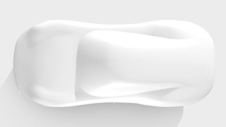 Araba Tabanı RR Düzeni Varyant 2 royalty-free 3d model - Preview no. 13