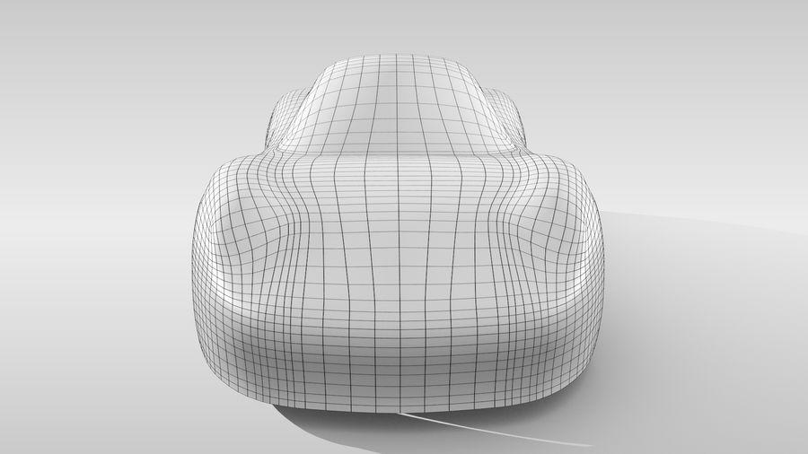 Araba Tabanı RR Düzeni Varyant 2 royalty-free 3d model - Preview no. 14