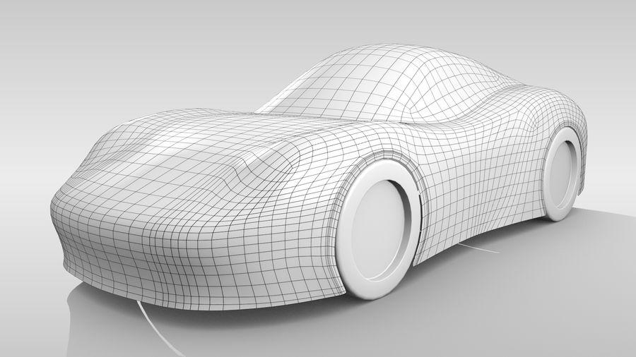Araba Tabanı RR Düzeni Varyant 2 royalty-free 3d model - Preview no. 2