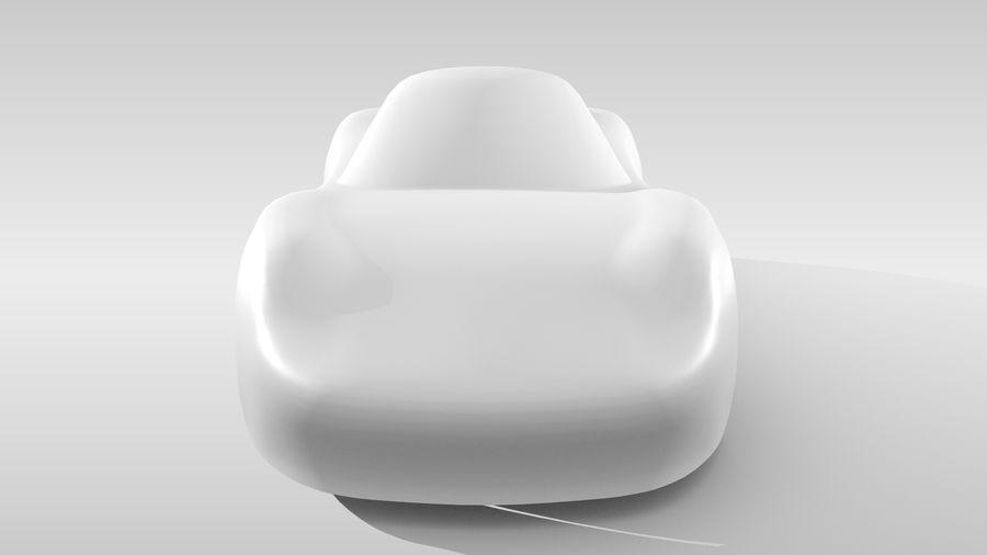 Araba Tabanı RR Düzeni Varyant 2 royalty-free 3d model - Preview no. 16