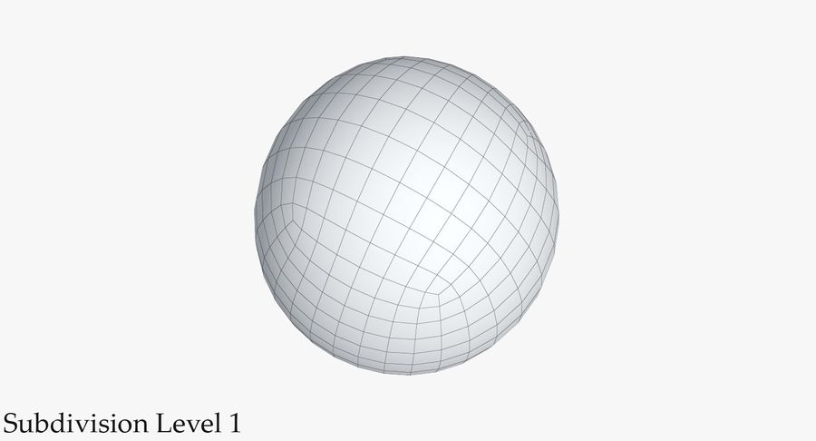 Egg 2 White royalty-free 3d model - Preview no. 13
