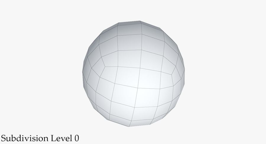 Egg 2 White royalty-free 3d model - Preview no. 14