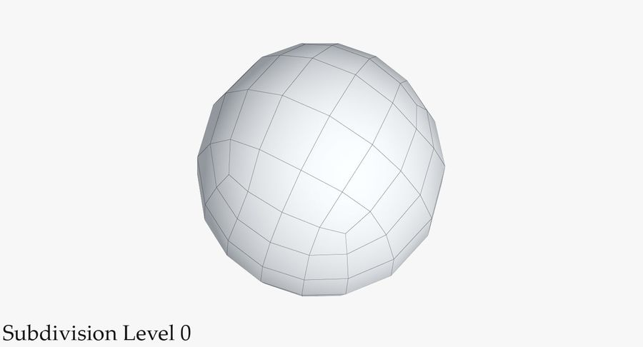 Egg 2 White royalty-free 3d model - Preview no. 12