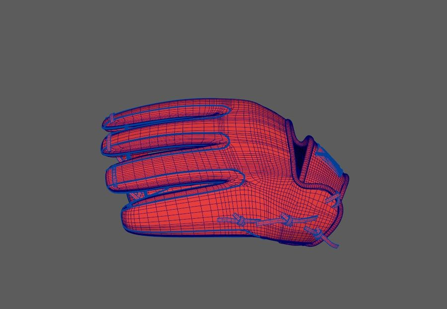 Gant de baseball royalty-free 3d model - Preview no. 10