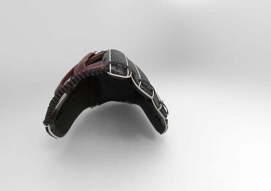 Gant de baseball royalty-free 3d model - Preview no. 6