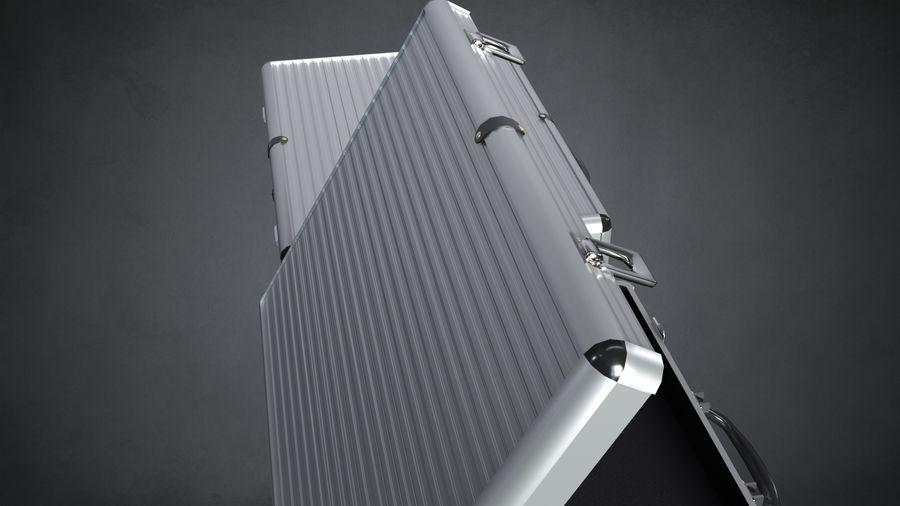 2つのブリーフケース royalty-free 3d model - Preview no. 7