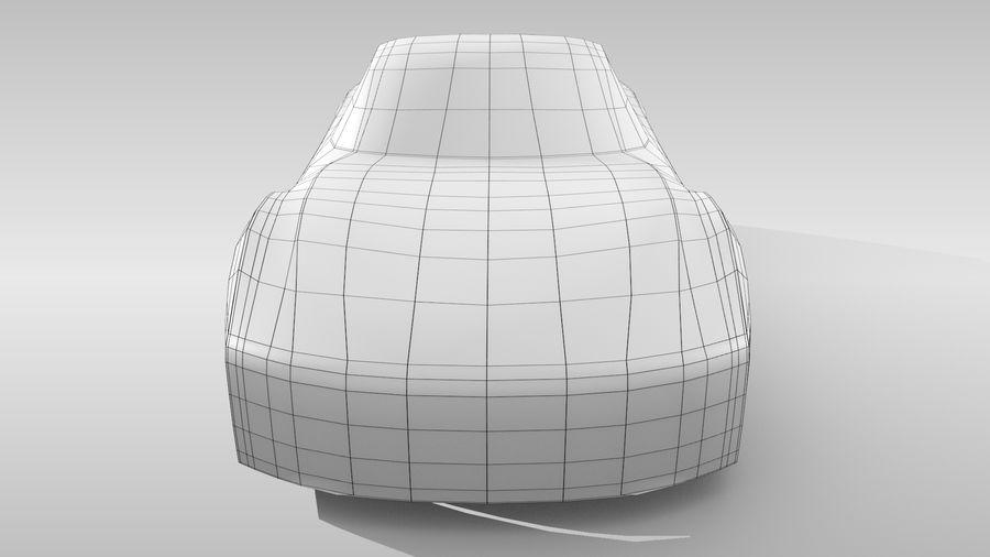 Car Base FR Layout Variant 1 royalty-free 3d model - Preview no. 15