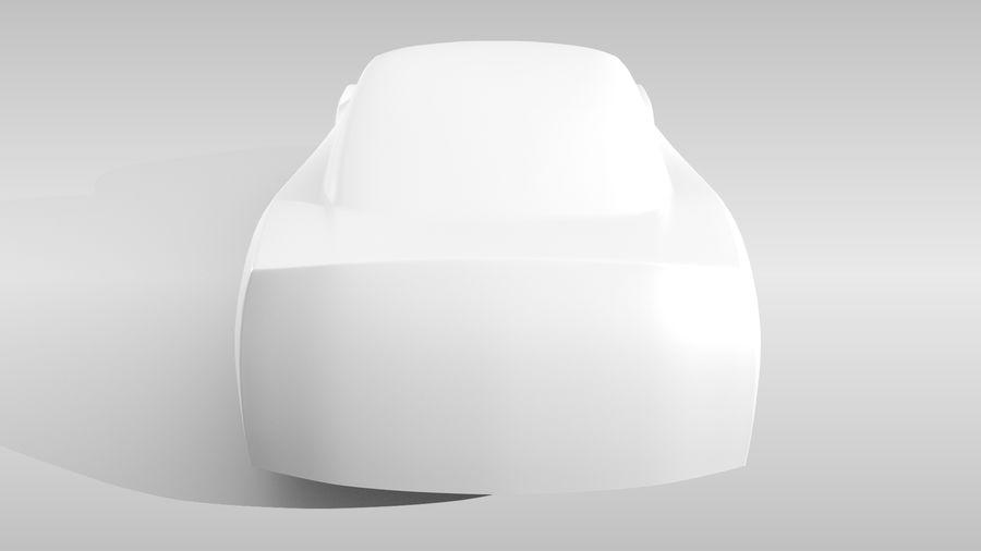 Car Base FR Layout Variant 1 royalty-free 3d model - Preview no. 19