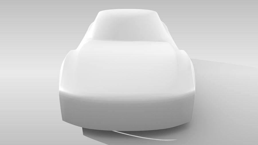 Car Base FR Layout Variant 1 royalty-free 3d model - Preview no. 16