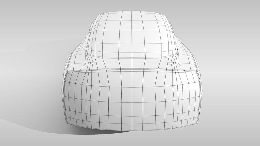 Car Base FR Layout Variant 1 royalty-free 3d model - Preview no. 18