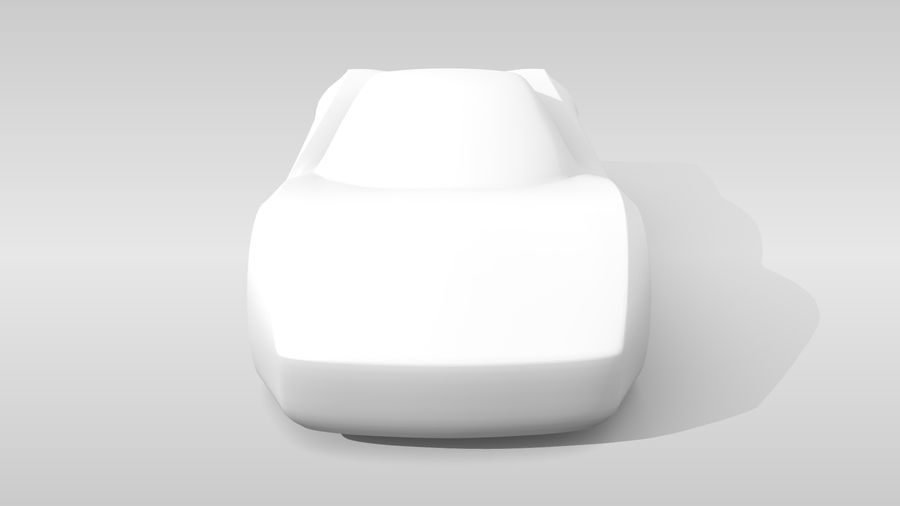 Araba Tabanı MR Düzeni Varyant 2 royalty-free 3d model - Preview no. 16