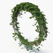 Círculo Ivy 3d model