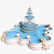 Brunnen 3d model