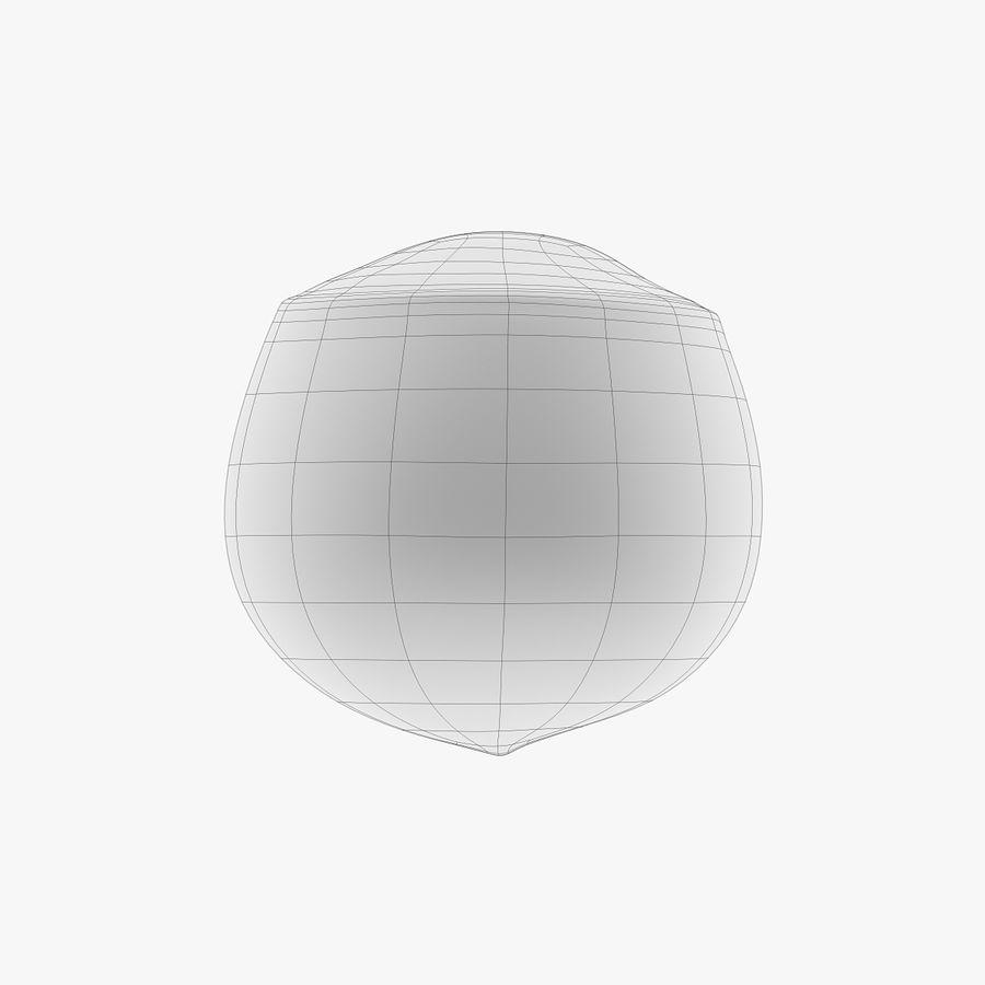 ヘーゼルナッツ royalty-free 3d model - Preview no. 4
