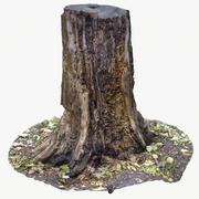 树桩3 3d model