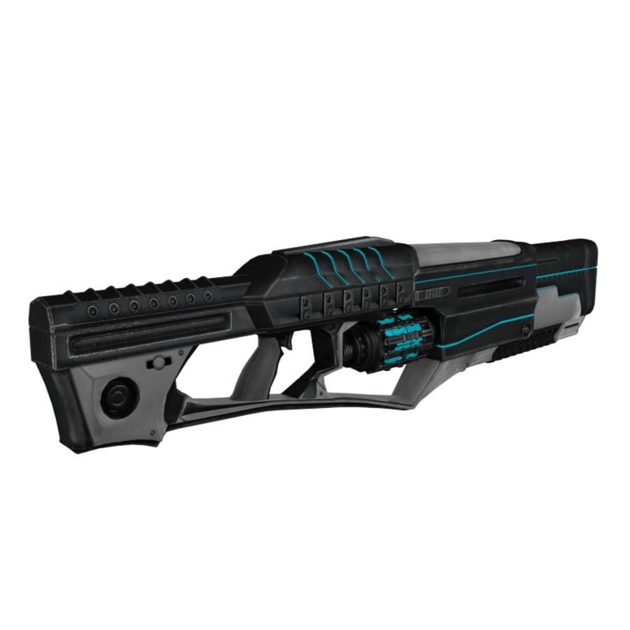 Armi di fantascienza royalty-free 3d model - Preview no. 4