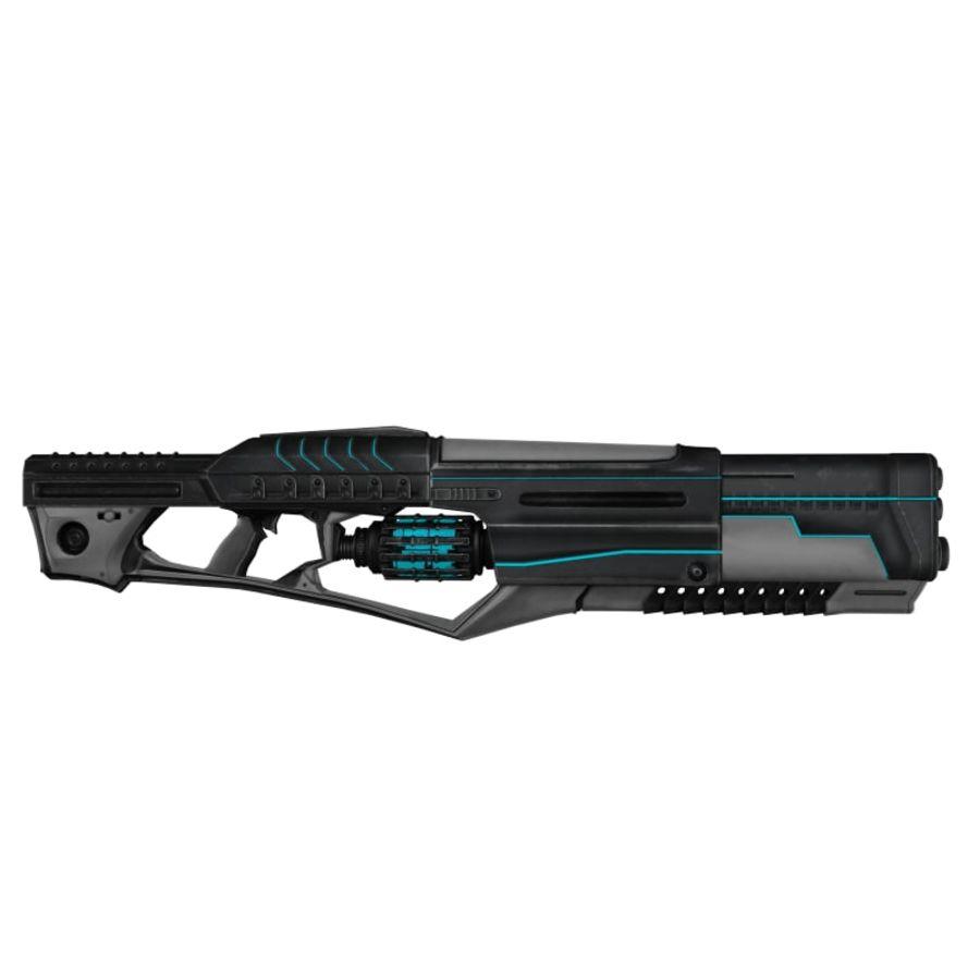 Armi di fantascienza royalty-free 3d model - Preview no. 5
