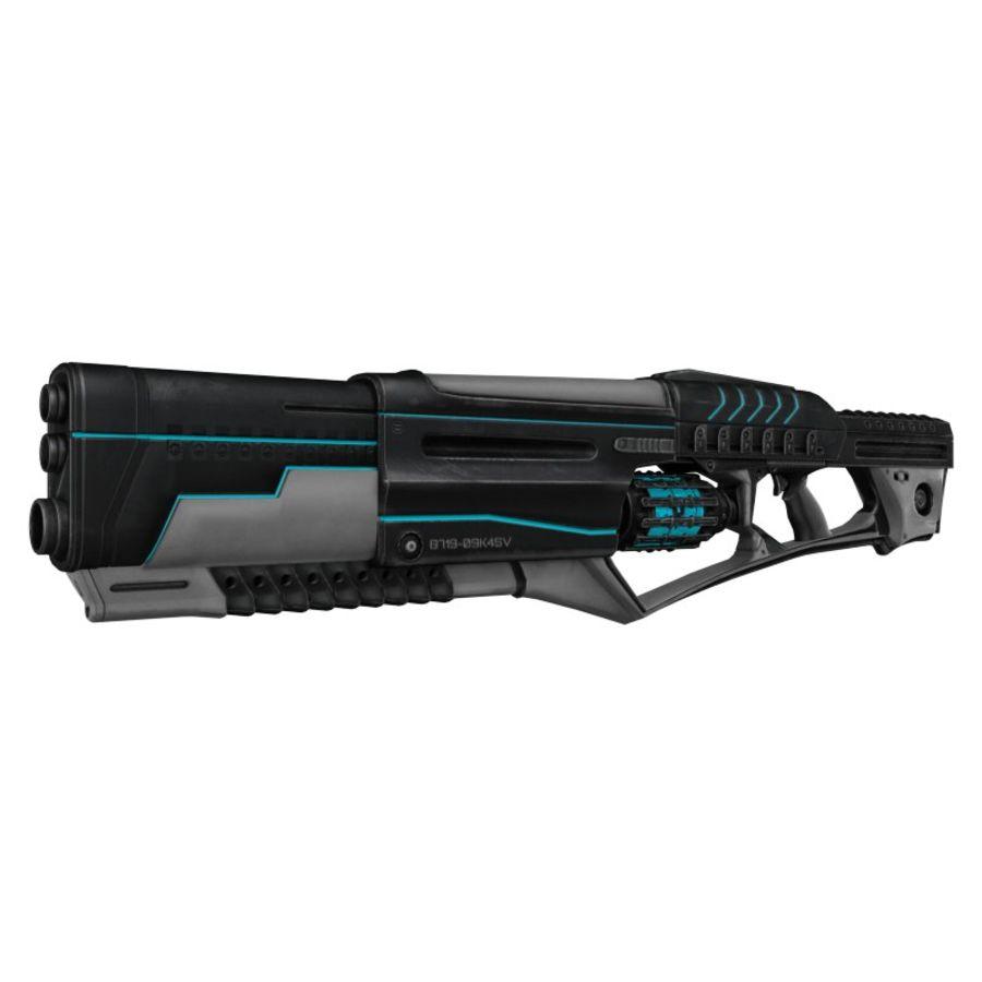 Armi di fantascienza royalty-free 3d model - Preview no. 1