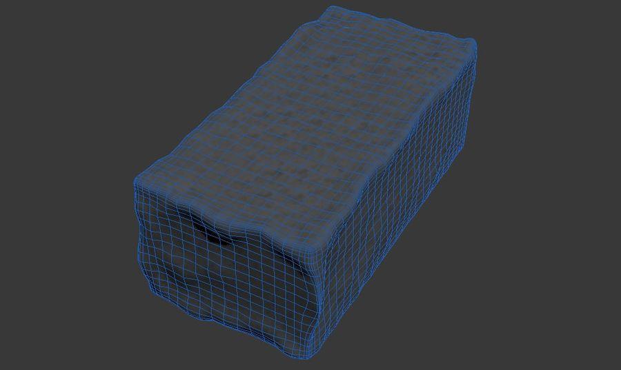 La pierre royalty-free 3d model - Preview no. 9