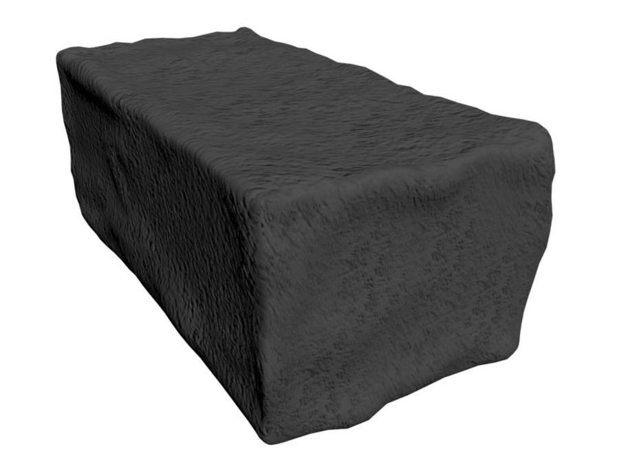 La pierre royalty-free 3d model - Preview no. 4