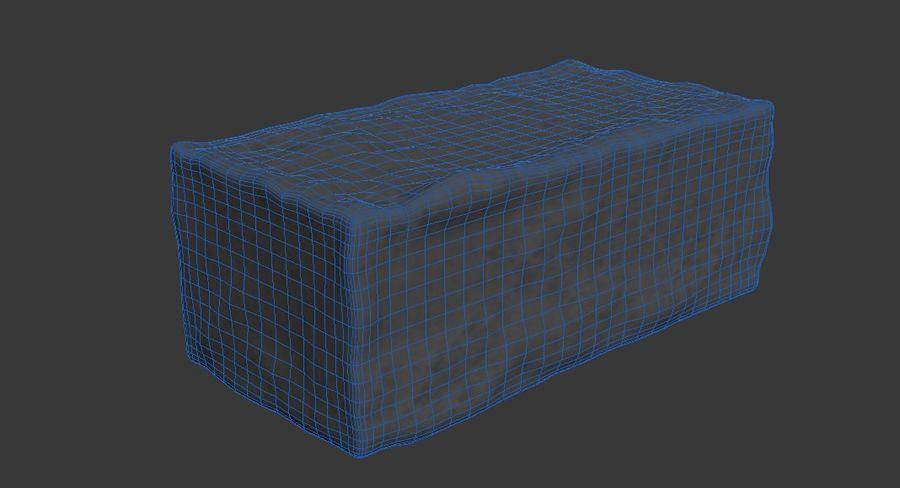 La pierre royalty-free 3d model - Preview no. 7
