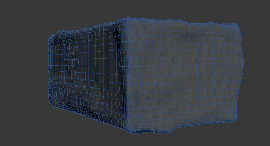 La pierre royalty-free 3d model - Preview no. 8