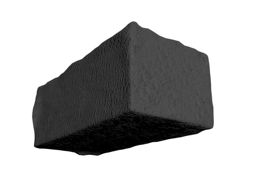 La pierre royalty-free 3d model - Preview no. 6