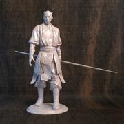 Darth Maul pour imprimante 3D 3d model