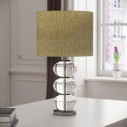 bordslampa västra alm 3d model