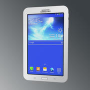 Samsung Galaxy Tab 3 Lite 3d model