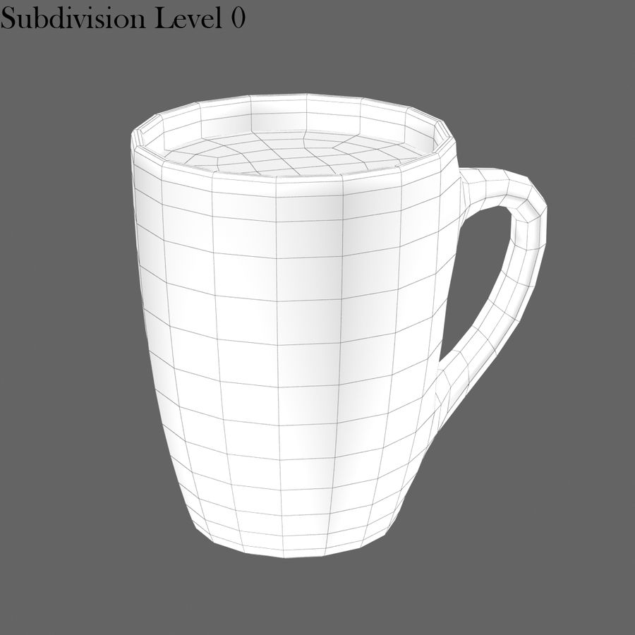 Coupe royalty-free 3d model - Preview no. 9