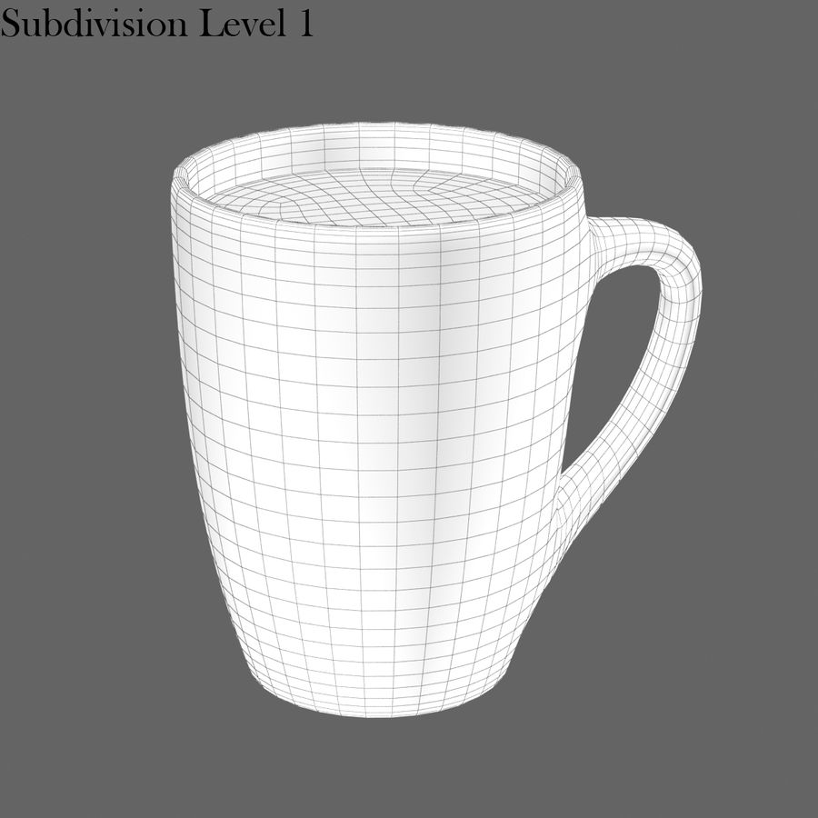 Coupe royalty-free 3d model - Preview no. 10