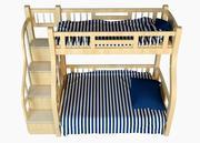 Våningssäng för barn 3d model