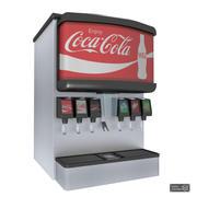 Distributore di soda 3d model